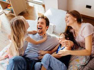 円満な家庭