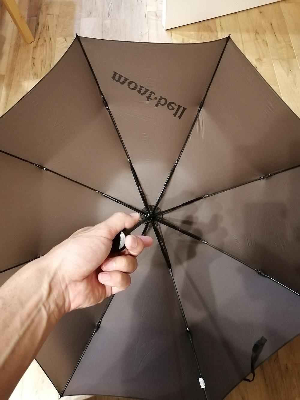 モンベル 傘